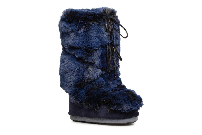 Chaussures de sport Moon Boot Moon Boot Classic Premium Soft F.Fu Bleu vue détail/paire