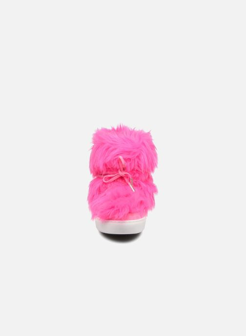 Ankle boots Moon Boot Moon Boot Pulse Mid Pr.Pop F.F Pink model view