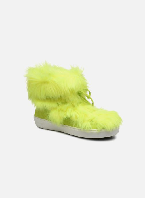 Ankle boots Moon Boot Moon Boot Pulse Mid Pr.Pop F.F Yellow detailed view/ Pair view