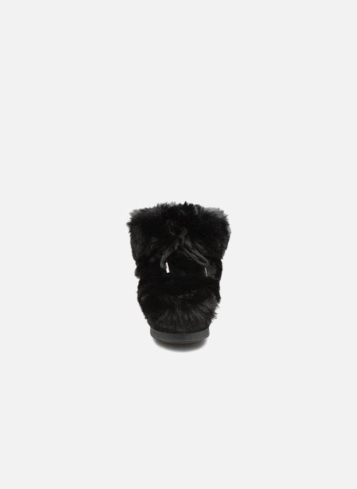 Bottines et boots Moon Boot Moon Boot Fside Mid Prem.Soft Noir vue portées chaussures