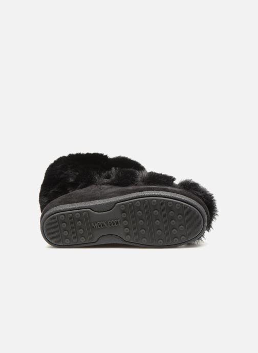 Botines  Moon Boot Moon Boot Fside Mid Prem.Soft Negro vista de arriba