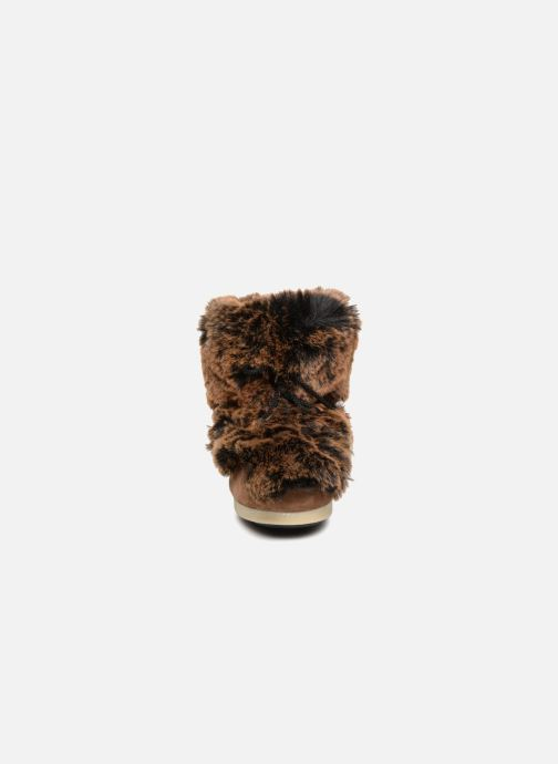 Ankle boots Moon Boot Moon Boot Fside Mid Prem.Soft Brown model view