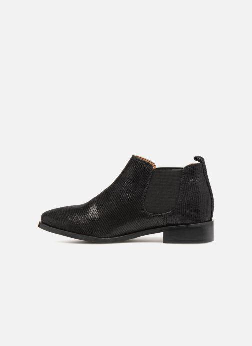 Ankle boots Monoprix Femme Boots Black front view