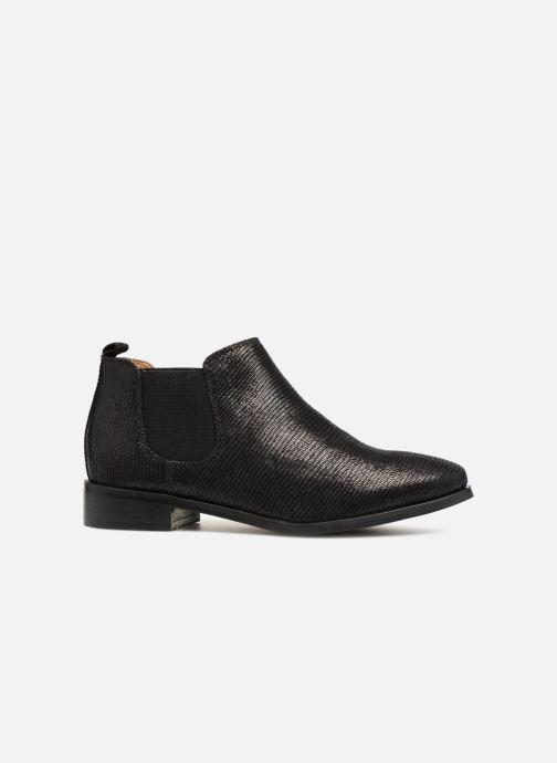 Ankle boots Monoprix Femme Boots Black back view