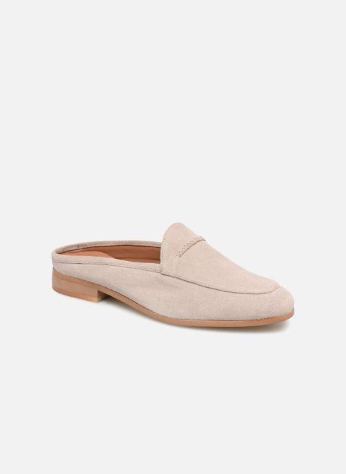Monoprix Femme Mocassins ouGrüns (beige) - Clogs & Pantoletten bei Más cómodo