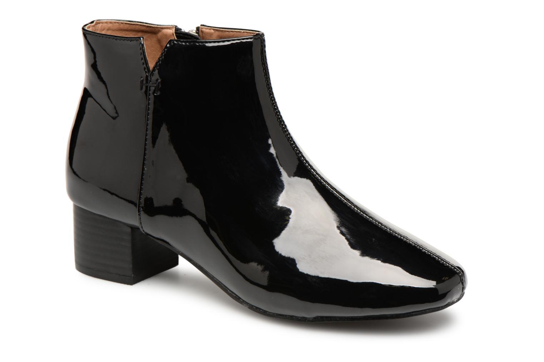 Monoprix Femme Bottines vernies (Black) (345528) - Ankle boots chez (345528) (Black) 2a41f3