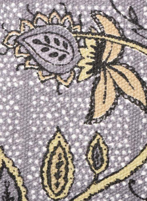 Sacs à main Monoprix Femme Tote-bag imprimé fleurs Violet vue gauche