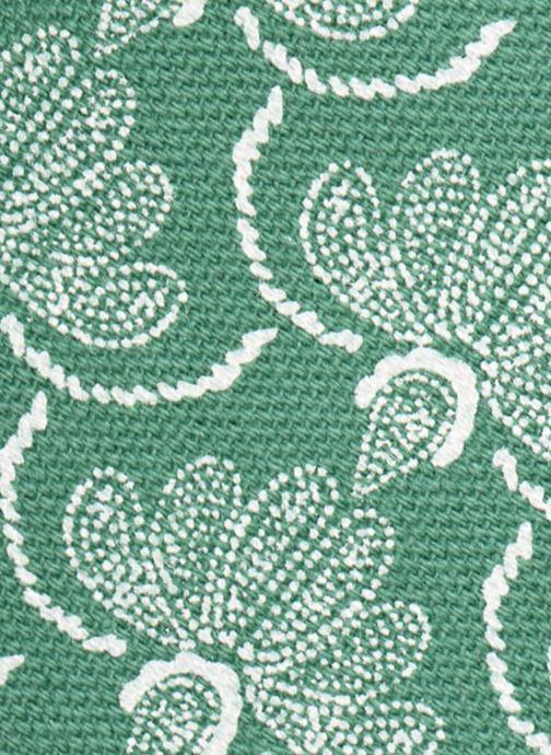 Bolsos de mano Monoprix Femme Tote-bag imprimé Verde vista lateral izquierda