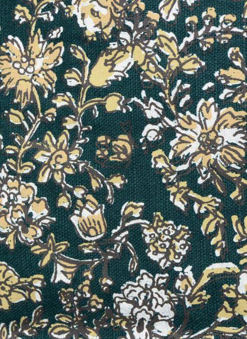 Sacs à main Monoprix Femme Tote-bag fleurs Beige vue gauche