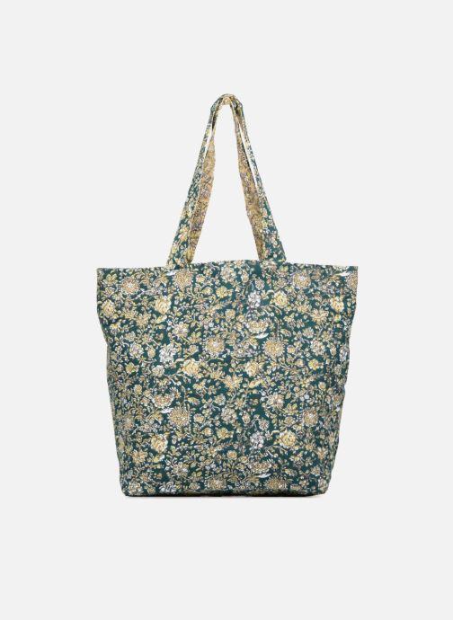 Sacs à main Monoprix Femme Tote-bag fleurs Beige vue détail/paire