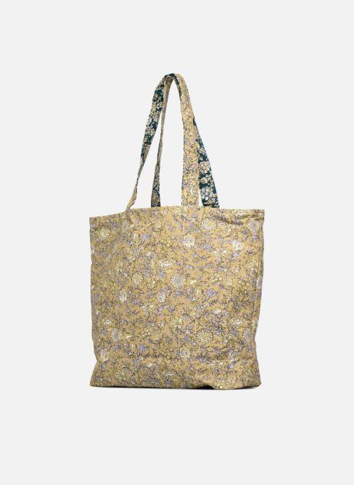 Monoprix Femme Tote-bag fleurs (gelb) - Handtaschen bei Sarenza.de (345543)