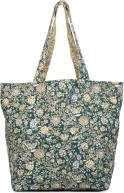Tote-bag fleurs
