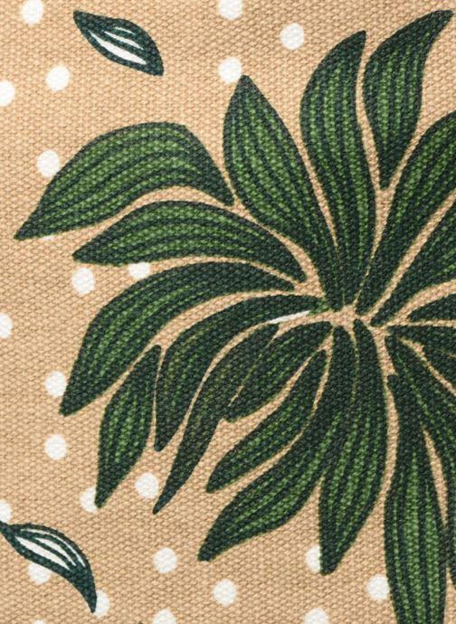 Borse Monoprix Femme Tote-bag imprimé Britany Giallo immagine sinistra