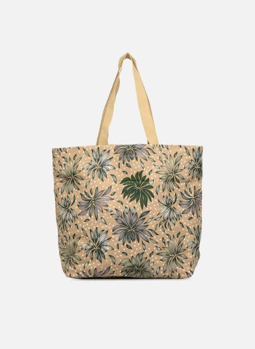 Sacs à main Monoprix Femme Tote-bag imprimé Britany Jaune vue détail/paire