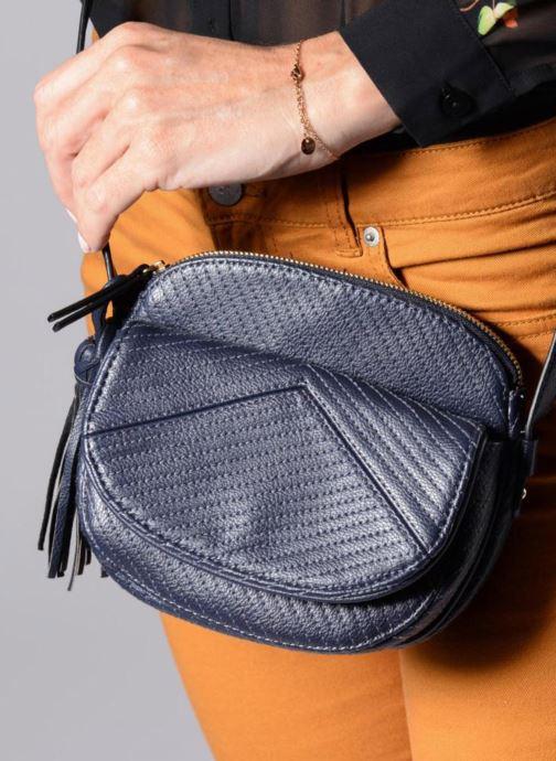 Handtassen Monoprix Femme Sac rond Rood onder