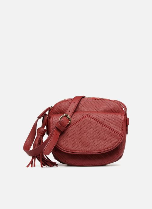 Handtassen Monoprix Femme Sac rond Rood detail