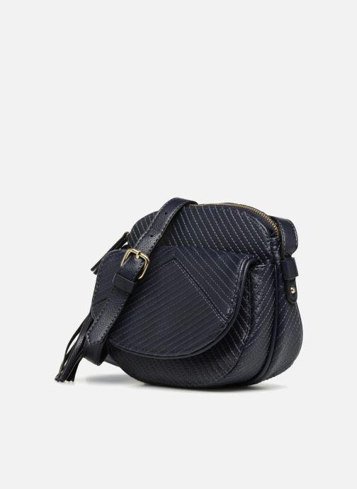 Monoprix Femme Sac Rond (bleu) - Sacs À Main Chez