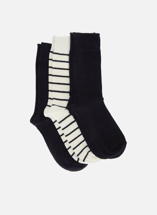 Monoprix Homme Chaussettes marinière lot de 3 (mehrfarbig) - Socken & Strumpfhosen bei Sarenza.de (345555)