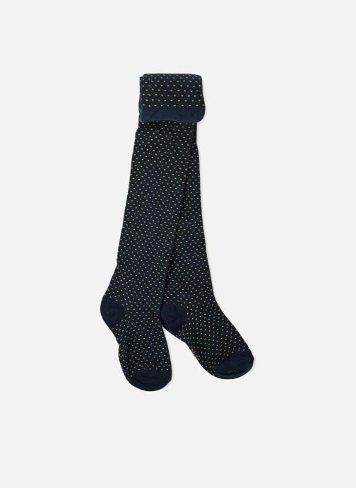 Chaussettes et collants Monoprix Kids Collants à pois Bleu vue détail/paire