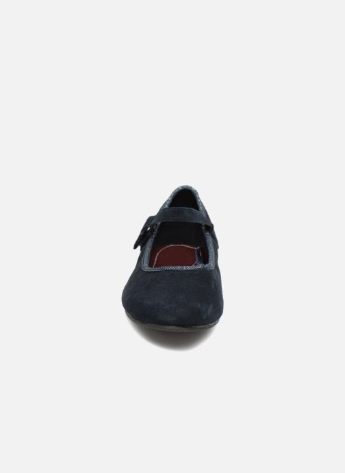 Ballet pumps Monoprix Kids Ballerines Blue model view