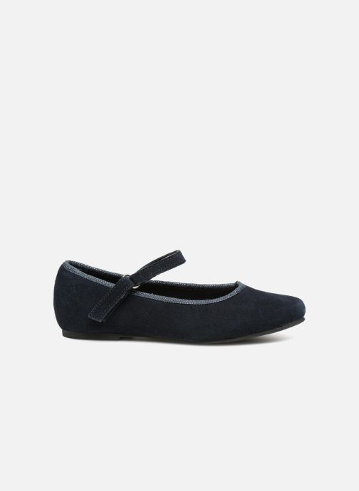 Ballet pumps Monoprix Kids Ballerines Blue back view