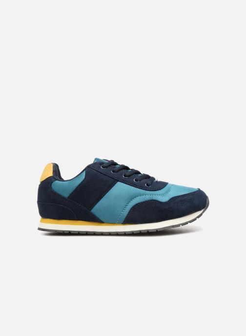 Sneakers Monoprix Kids Baskets à lacets Azzurro immagine posteriore