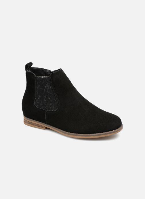 151ec8a716ff73 Monoprix Kids Bottines (Zwart) - Boots en enkellaarsjes chez Sarenza ...