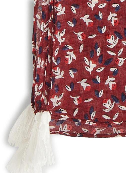 Sciarpa y foulard Monoprix Kids Chèche imprimé Rosso immagine frontale