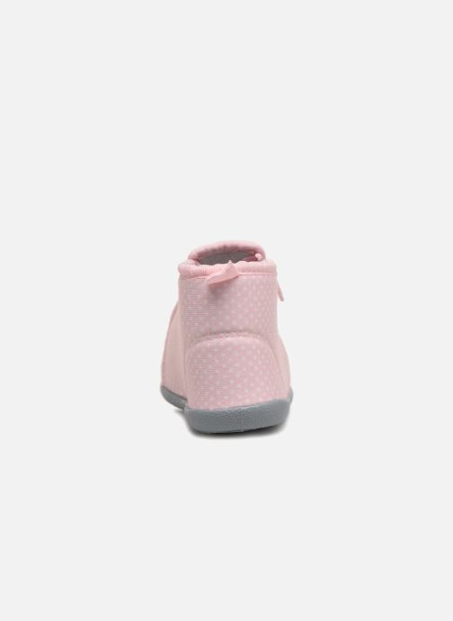 Chaussons Bout'Chou Chaussons Rose vue droite