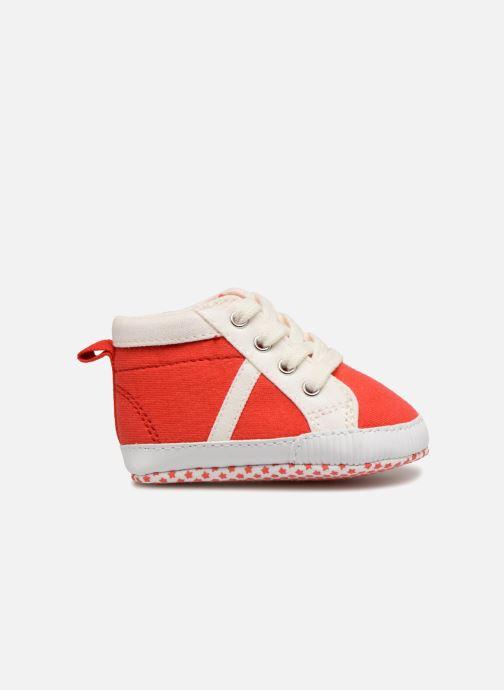 Sneaker Bout'Chou Baskets rot ansicht von hinten