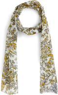 Echarpes et Foulards Accessoires Etole en soie à fleurs