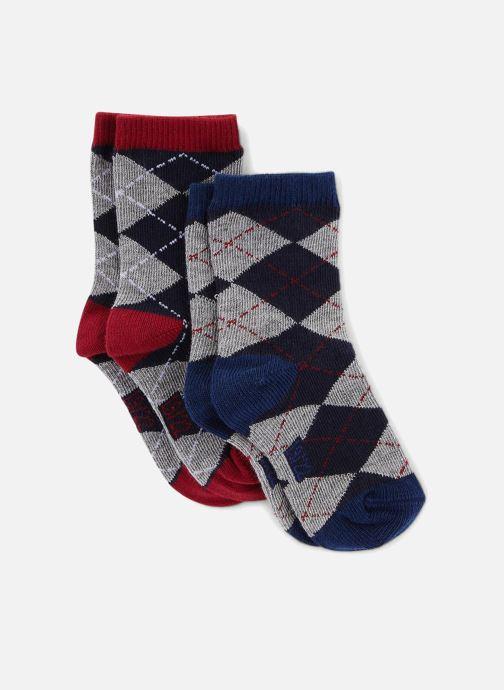 Socken & Strumpfhosen Bout'Chou X 2CH INTARSIA G blau detaillierte ansicht/modell
