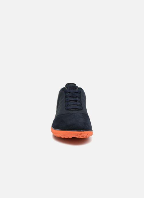 Sneaker Geox U Nebula F U63D7F blau schuhe getragen