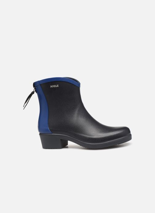 Boots en enkellaarsjes Aigle Ms jul bot col Blauw achterkant