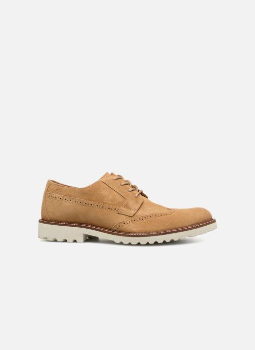 Zapatos con cordones Aigle Britten light Marrón vistra trasera
