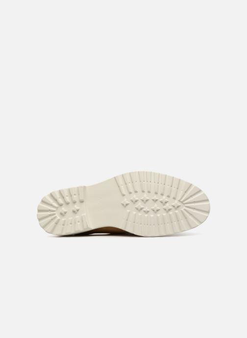 Zapatos con cordones Aigle Britten light Marrón vista de arriba