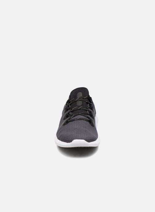 Sneaker Under Armour UA W HOVR SLK schwarz schuhe getragen