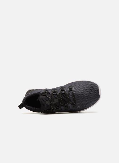 Sneaker Under Armour UA W HOVR SLK schwarz ansicht von links