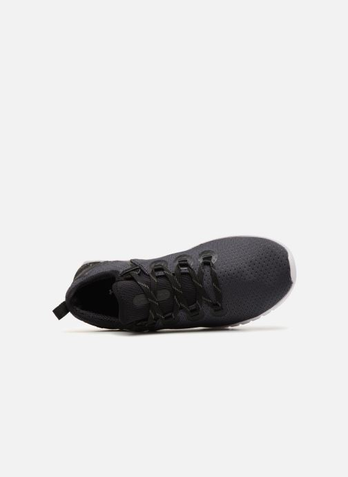Trainers Under Armour UA W HOVR SLK Black view from the left