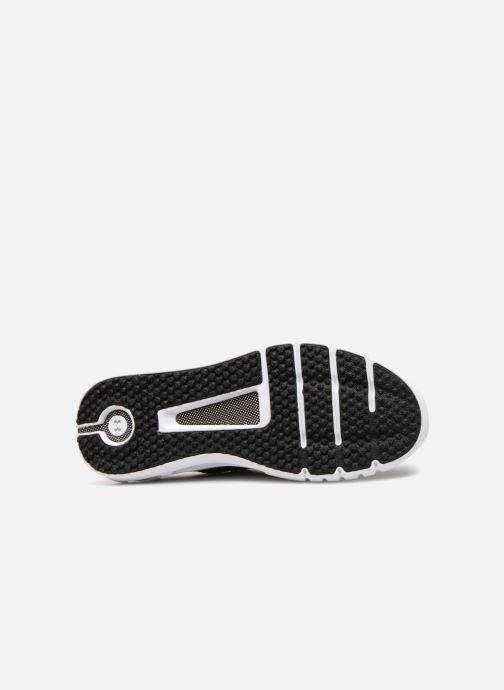 Sneaker Under Armour UA W HOVR SLK schwarz ansicht von oben