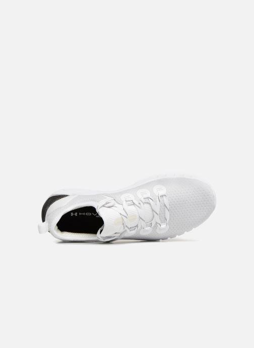 Sneaker Under Armour UA W HOVR SLK weiß ansicht von links