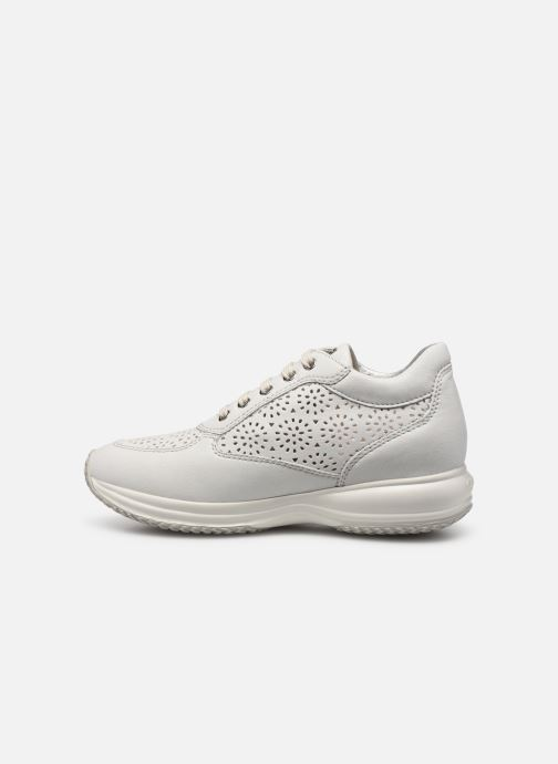 GEOX SCHUH FRAU Sommer Sneaker Casual Sport Happy D5262A