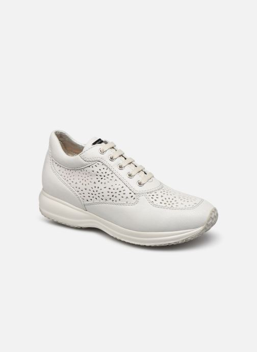 Geox D Happy A D5262A (Bianco) Sneakers chez Sarenza (385447)