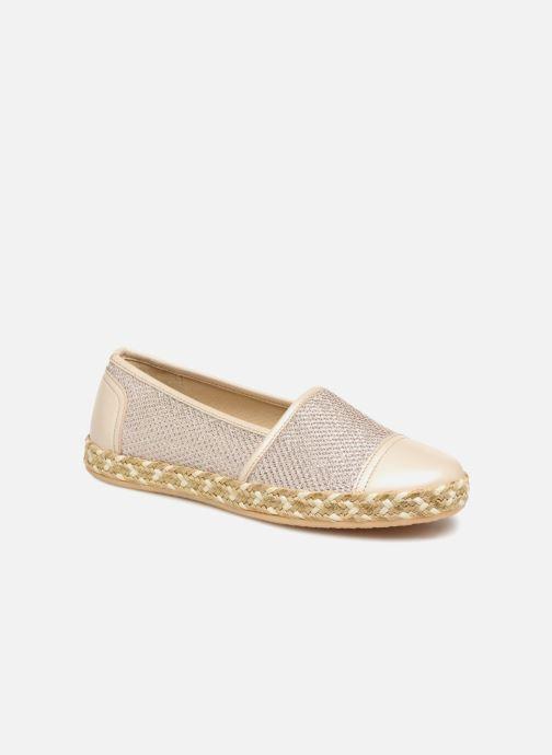 Scarpe di corda Geox D Modesty C D7229C Oro e bronzo vedi dettaglio/paio