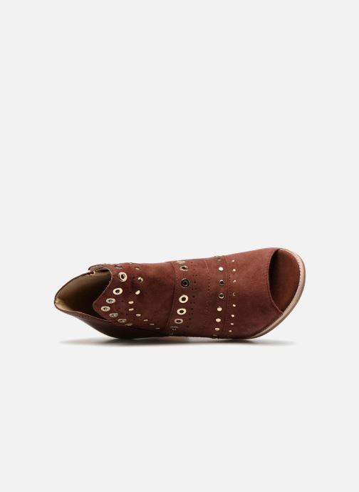N Geox D D7240cmarronBottines callie Sarenza345688 Boots Et C Chez PuXZiTOk