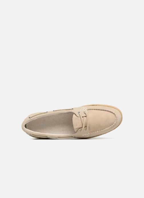 Loafers Geox D Maedrys C D724EC Beige view from the left