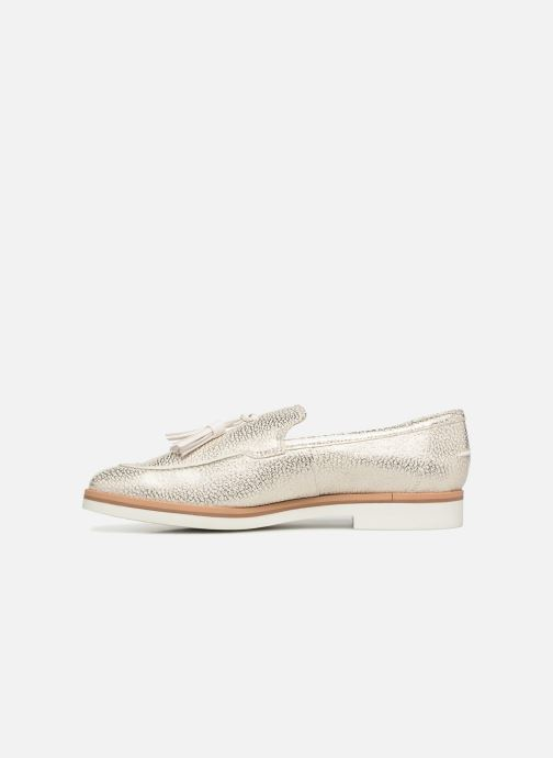 Loafers Geox D Janalee E D725AE White front view