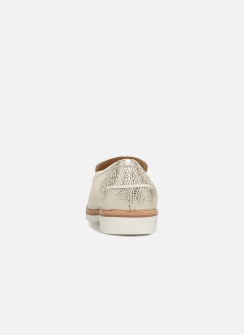 Loafers Geox D Janalee E D725AE White view from the right