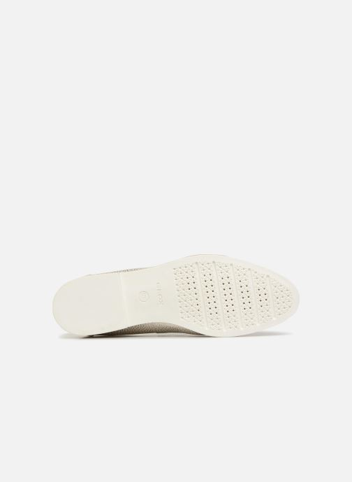 Loafers Geox D Janalee E D725AE White view from above