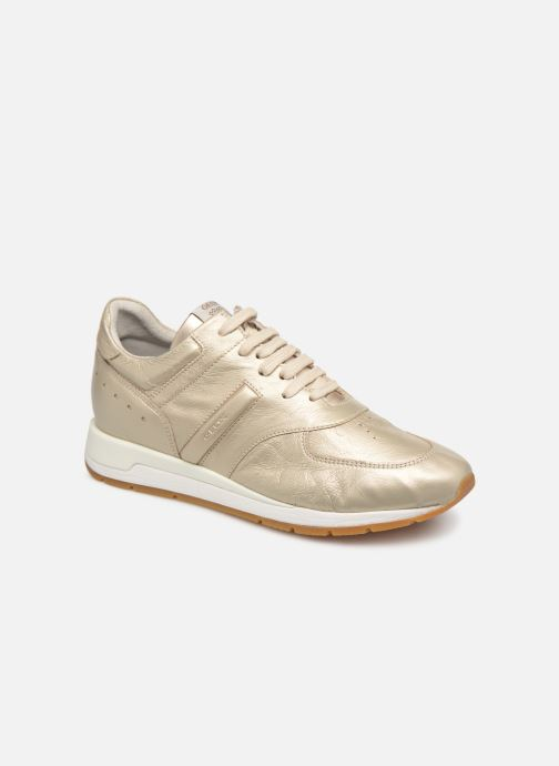 Geox D Shahira E D72N1E (oro e bronzo) - - - scarpe da ginnastica chez | Acquisto  2aebfb